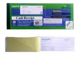 96 Units of 3 Part Rent Receipt Book - Sales Order Book