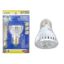 96 Units of Led Spot Light - Lightbulbs