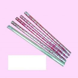 "12 Units of VALENTINES CELLOPHANE WRAPPING PAPER 30"" X 100' - Gift Wrap"