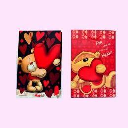 "96 Units of GIFT BAG 21"" X 13.75"" X 5.50"" - Valentines"