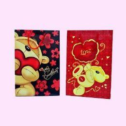 "120 Units of VALENTINES GIFT BAG 14.5"" X 10"" X 3.5"" - Valentines"