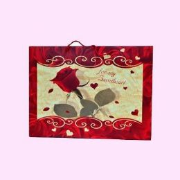 "96 Units of GIFT BAG 14.5"" X 19.5"" X 6"" - Valentines"