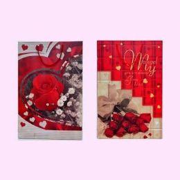 "96 Units of VALENTINES GIFT BAG 21"" X 13.75"" X 5.5"" - Valentines"