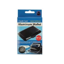 36 Units of Aluminum Credit Card Wallet - Wallets & Handbags
