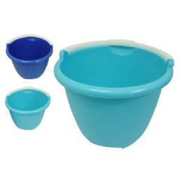 48 Units of Multipurpose Pail With Handle - Buckets & Basins