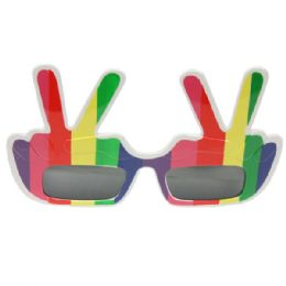 72 Units of Novelty Party Sunglasses - Novelty & Party Sunglasses