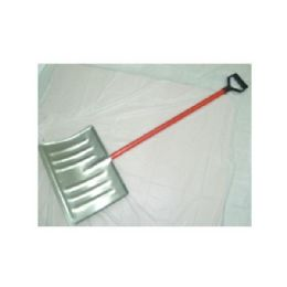 "6 Units of Winter Snow Shovel Size 18x14"" 48"" L - Garden Tools"
