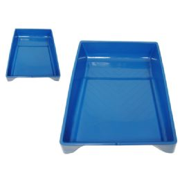 36 Units of Blue Paint Tray - Paint and Supplies