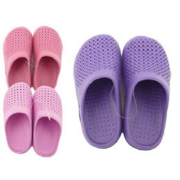 48 Units of Girls Garden SHOES Assorted Sizes And Color