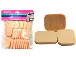 96 Units of 25pc Cosmetic Makeup Applicator Sponge Set - Cosmetics