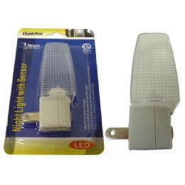 96 Units of Night Light W/Sensor - Night Lights