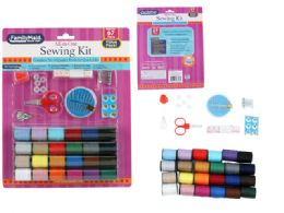 96 Units of 71pc sewing thread set - Sewing Supplies