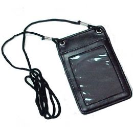 96 Units of ID HOLDER WITH NECKLACE - ID Holders