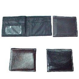 72 Units of LEATHER LIKE BIFOLD WALLET - Wallets & Handbags