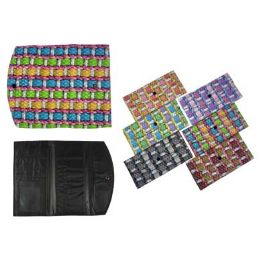 48 Units of Assorted Color Lady Wallet - Wallets & Handbags