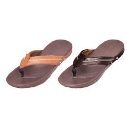 36 Units of Men's Casual Flip Flop - Men's Flip Flops and Sandals