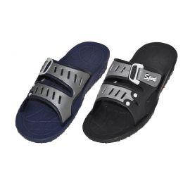 36 Units of Mens Sport Beach Sandal - Men's Flip Flops and Sandals