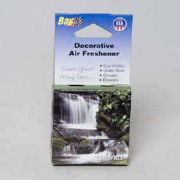 240 Units of Decorative Air Freshener - Waterfall - Auto Cleaning Supplies