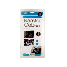 6 Units of Sterling Brand Assorted Color No Tangle Auto Booster Cables - Auto Maintenance