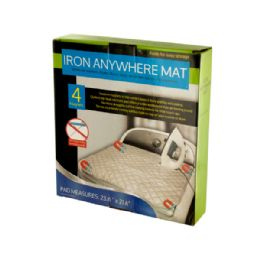 12 Units of Iron Anywhere Mat with Magnets - Refrigerator Magnets