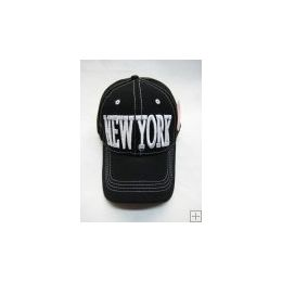 36 Units of New York Cap - Hats With Sayings