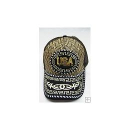 36 Units of USA Cap - Baseball Caps & Snap Backs