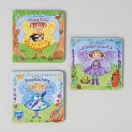48 Units of Board Books- Fairy Wings - Coloring & Activity Books