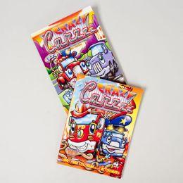 24 Units of Color/activity Book Crazy Carzz Bilingual - Coloring & Activity Books