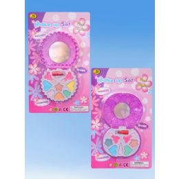 72 Units of Make Up Set In Blister Card 3 Asst - Toy Sets