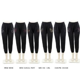 120 Units of CASUAL PANT - Womens Pants