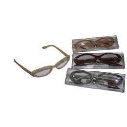 150 Units of READING GLASSES IN CASE ASST DEGREE - Reading Glasses