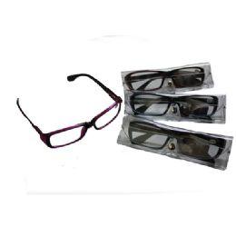 144 Units of READING GLASSES IN CASE ASST DEGREE - Reading Glasses