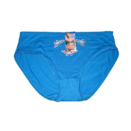 144 Units of LADIES UNDERWEAR - Womens Panties & Underwear