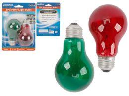 72 Units of Light BulB-Party 2pc 25w - Lightbulbs