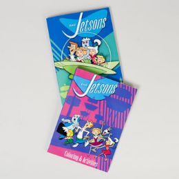 24 Units of Color/activity Book The Jetsons 96pg 2 Assorted - Coloring & Activity Books