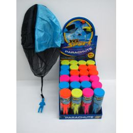144 Units of PARACHUTE SPORT 4 COLORS - Summer Toys