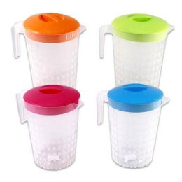 72 Units of 1 GALLON PLASTIC PITCHER - Plastic Drinkware
