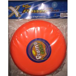 144 Units of Assorted Color Frisbee - Toy Sets