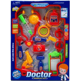 24 Units of Boy's Doctor Play Set - Light Up Toys