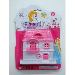 72 Units of BEAUTIFUL HOUSE SET - Toy Sets