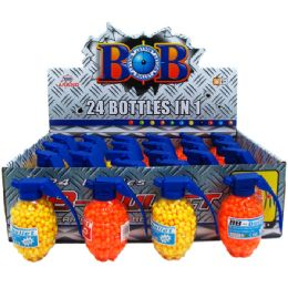 """96 Units of 800 PELLET COUNT IN 4"""" TOY GRENADE - Toy Weapons"""