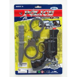 48 Units of CLICKING TOY GUN W/ACCS. - Toy Weapons