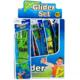 "144 Units of 13"" GLIDER PLAY SET IN POLY BAG - Toy Sets"