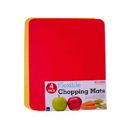 18 Units of Flexible Chopping Mat Set - Cutting Boards