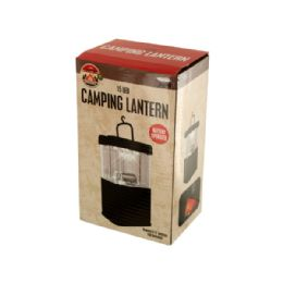 12 Units of Led Camping Lantern With Hang Hook - Camping Gear