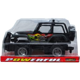 """12 Units of 11"""" F/F OFF-ROAD CAR ON PLATFORM W/BLISTER COVER - Cars, Planes, Trains & Bikes"""