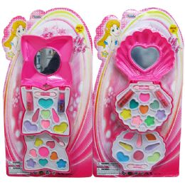 36 Units of 2LEVEL MAKE UP BEAUTY SET IN BLISTERED CARD - Toy Sets