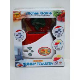 24 Units of FUNNY TOASTER - Novelty Toys