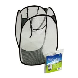 96 Units of PoP-Up Laundry Hamper 12.5 X 20.5 - Laundry Baskets & Hampers