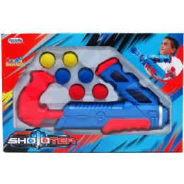 """12 Units of 13"""" FOAM BALL SHOOTER IN WINDOW BOX - Toy Weapons"""